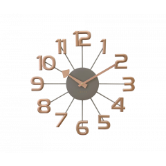 Nástenné hodiny LAVVU LCT1044 DESIGN Numerals, 37cm