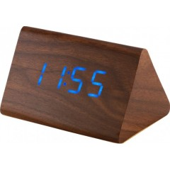 Digitálny LED budík MPM s dátumom a teplomerom 3569/50, 12cm
