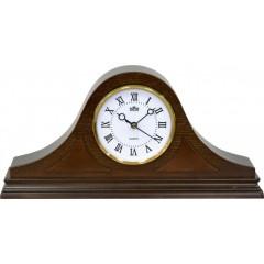 Stolové hodiny MPM, 2708.50 - hnedá, 38cm