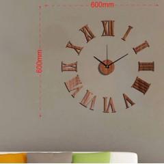 Nalepovacie nástenné hodiny, MPM 3777, 60cm