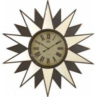 Nástenné hodiny MPM 3682.91 - grafit, 55cm