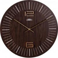 Nástenné hodiny PRIM Wood Thin II 3953.52