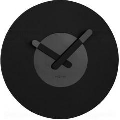 Dizajnové nástenné hodiny 3189zw Nextime In Touch 40cm