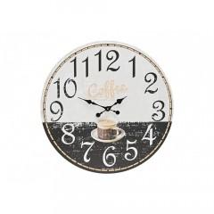 Nástenné hodiny Coffee,  Wur1946, 60cm