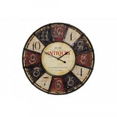 Nástenné hodiny Vintage, Antiques 1909,  Wur8432, 58cm